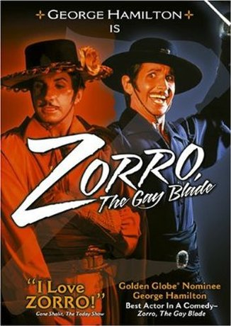 Zorro The Gay Blade 95